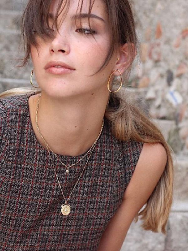 Attractive Titanium Ladies's Hot Sale Necklaces