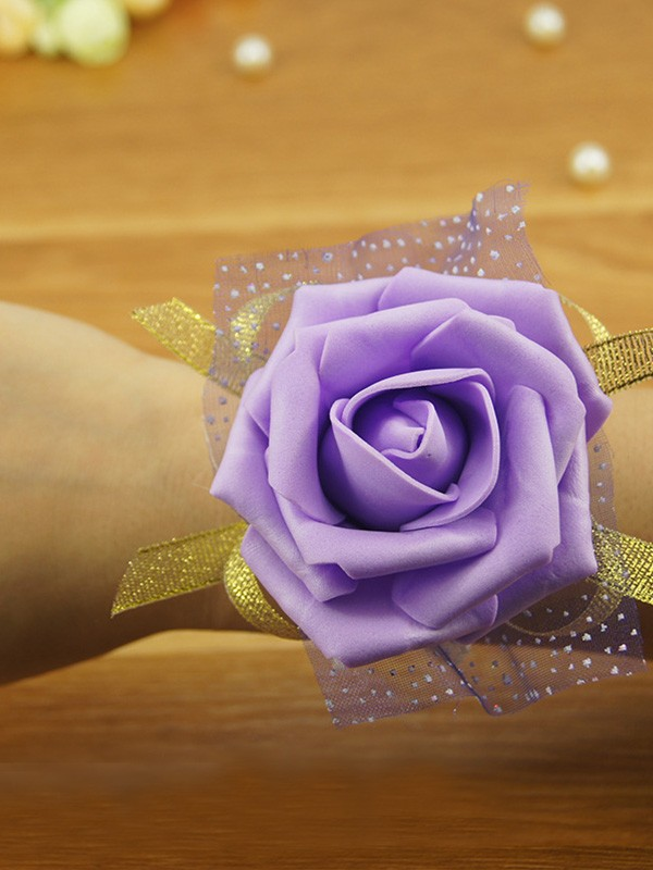 Graceful PE Wrist Corsage