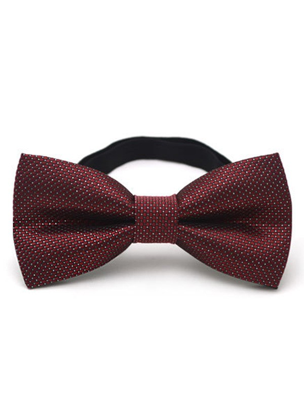 Fashion Style Polyester Bow Tie For Children