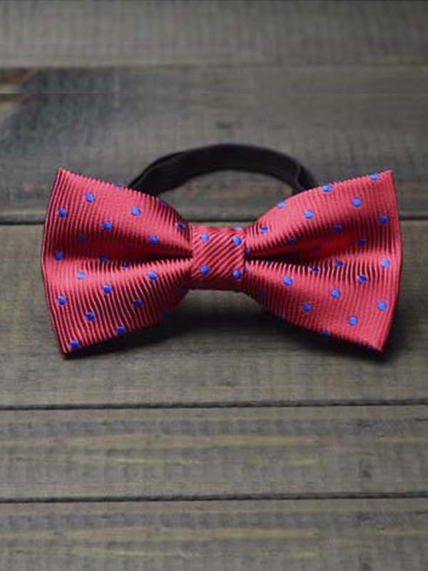 Lovely Polyester Bow Tie For Children