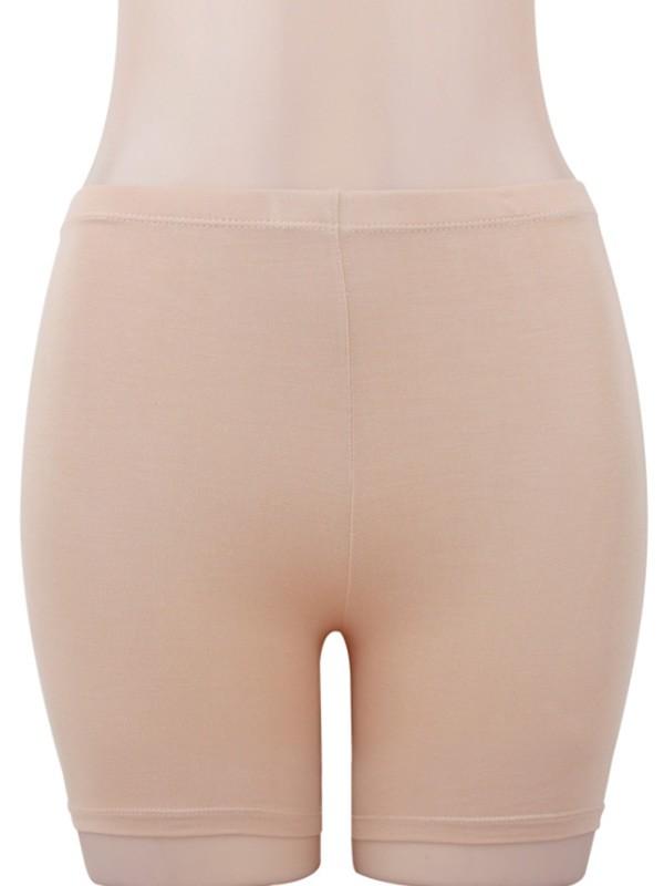 Soft Women's Modal Elastic Safety Pants/Safety Shorts