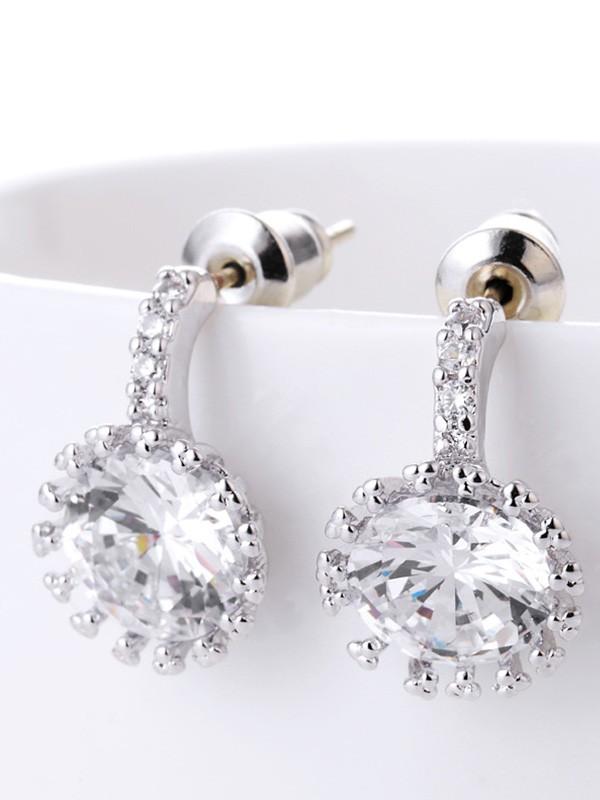 Pretty Copper Hot Sale Earrings For Women