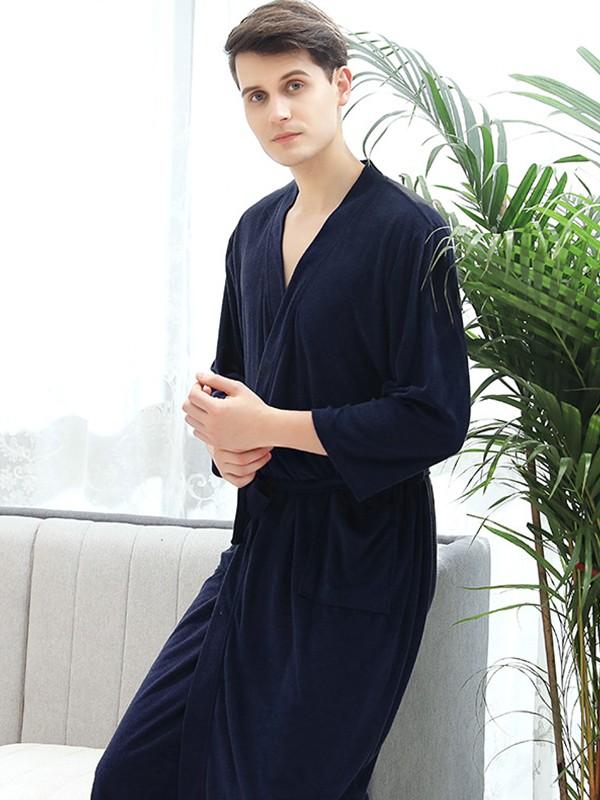 Toweling Robes For Men