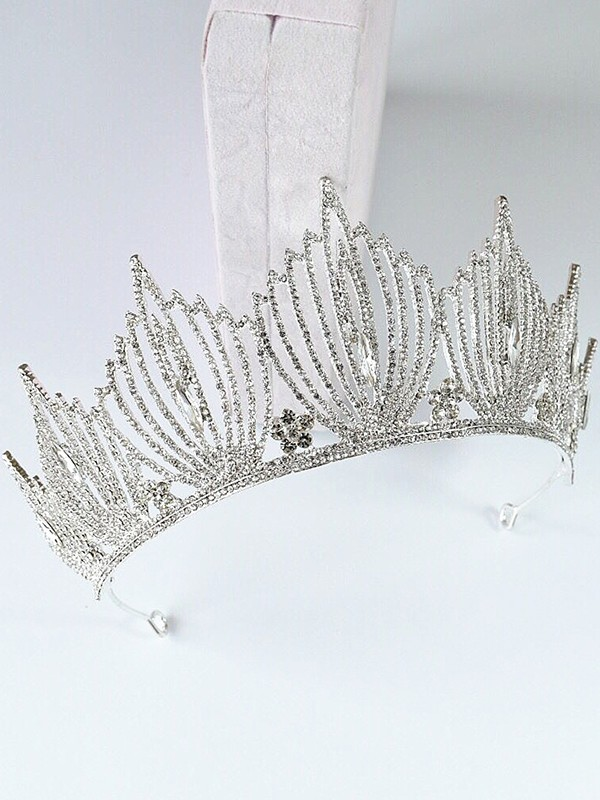 Fancy Alloy With Rhinestone Headpieces For Ladies