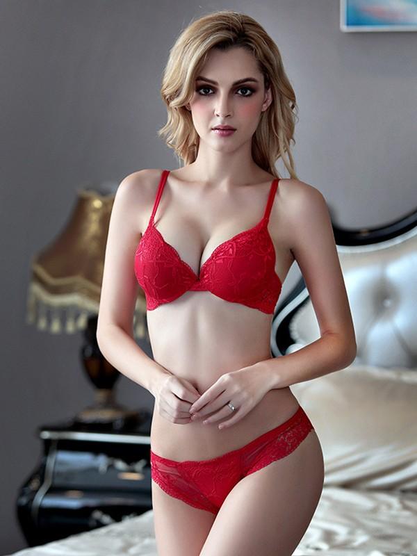 Elegant Lace Bra Sets
